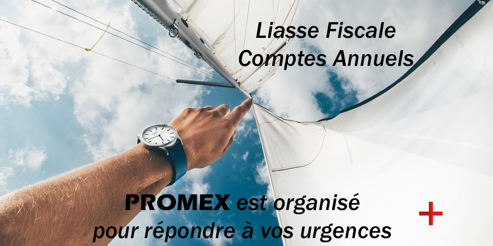 PROMEX Cabinet expert comptable Liasses fiscales